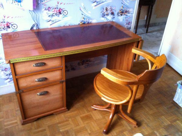 Achetez bureau fauteuil occasion annonce vente chevilly for Meuble gautier bureau