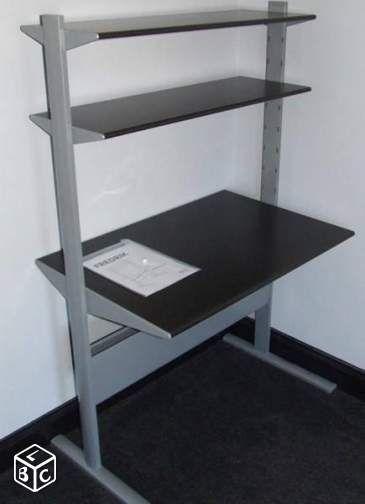 Achetez bureau fredrik ikea occasion annonce vente nantes 44 wb150631121 - Bureau modulable ikea ...