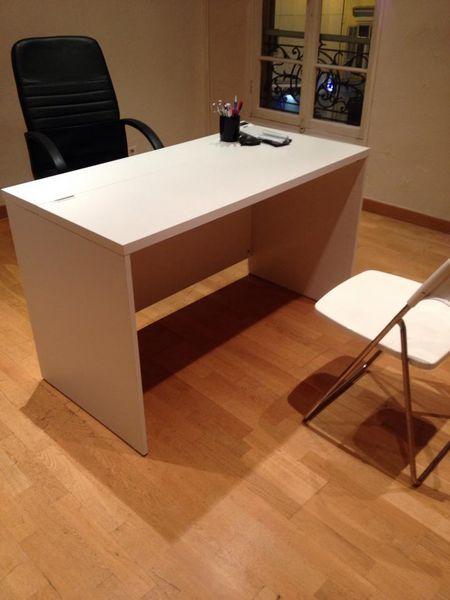 Achetez bureau ikea besta occasion annonce vente nice for Bureau ikea blanc