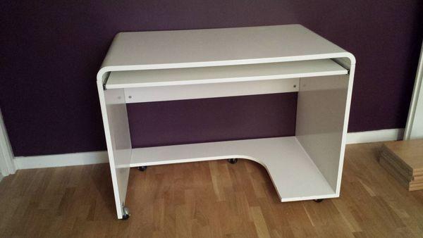 Achetez bureau informatique occasion annonce vente montreuil 93 wb152039953 - Bureau ordinateur blanc laque ...