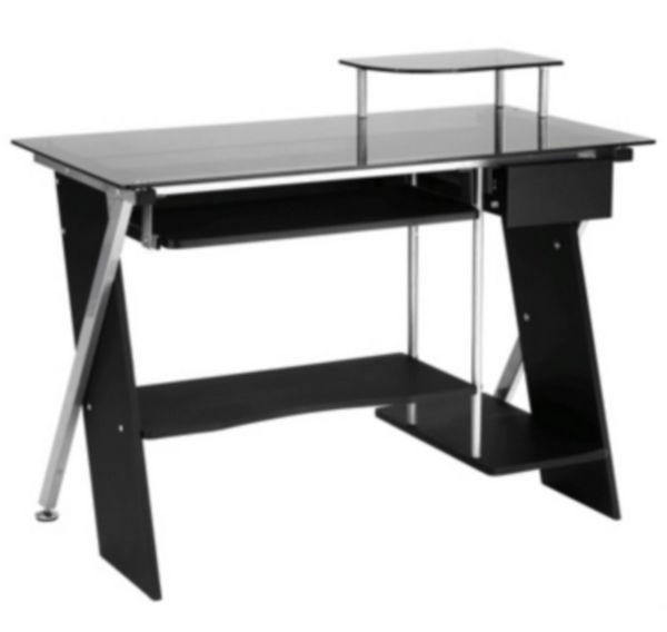 bureau informatique plateau verre noir 80 Romilly-sur-Seine (10)