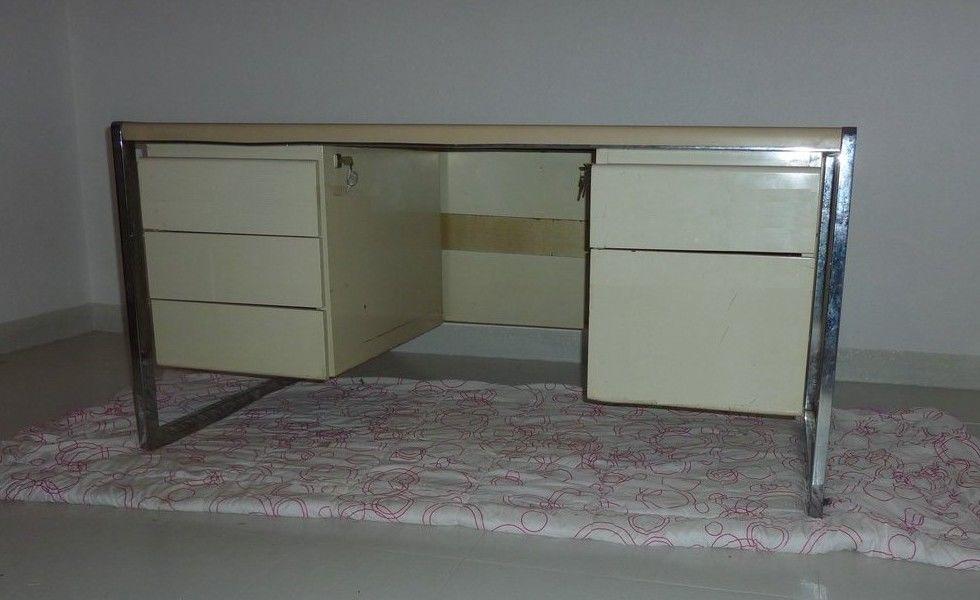 achetez bureau metallique unique collector annonce vente caluire et cuire 69 wb156067781. Black Bedroom Furniture Sets. Home Design Ideas