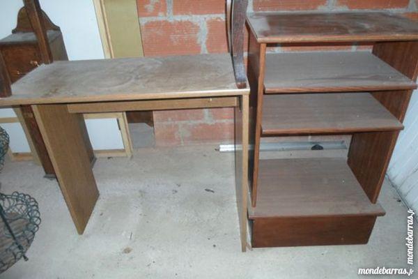 bureau + meuble étagères 40 Amélie-les-Bains-Palalda (66)