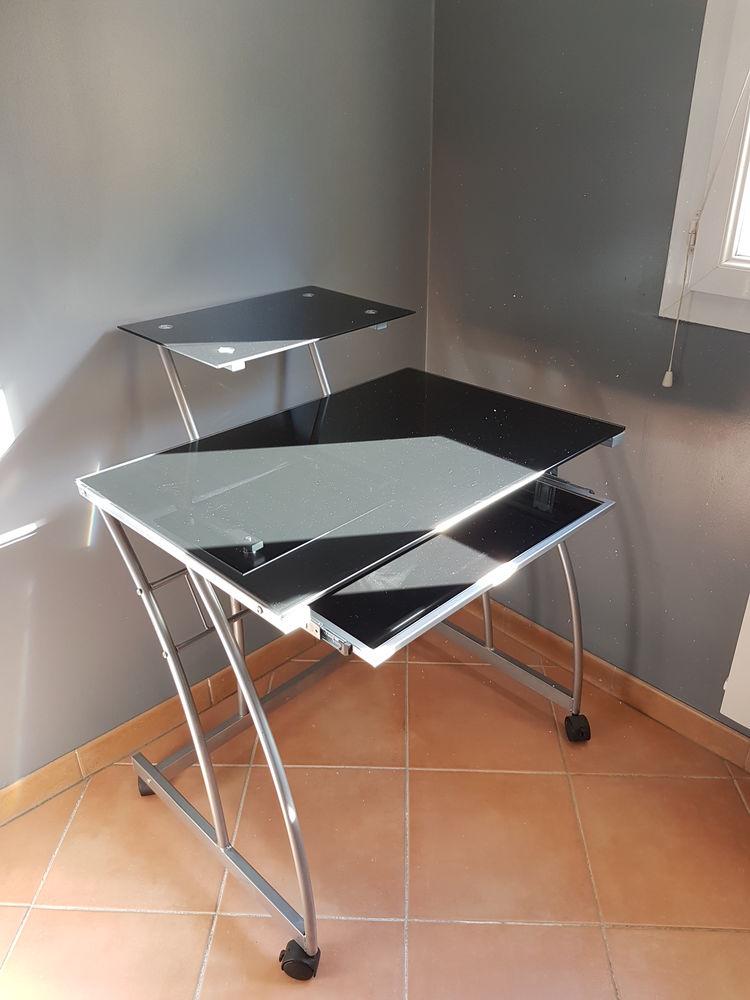 bureau noir en verre trempé 40 Carcassonne (11)