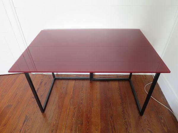 achetez bureau plateau de occasion annonce vente voiron 38 wb153210198. Black Bedroom Furniture Sets. Home Design Ideas