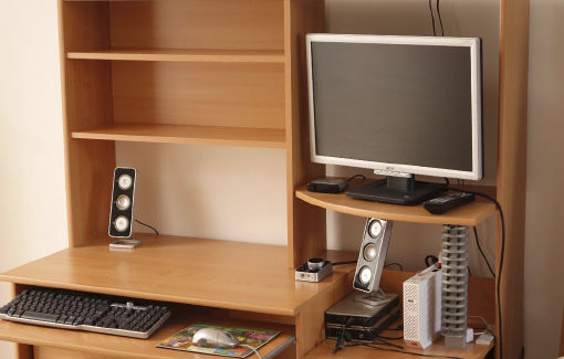 achetez bureau pour occasion annonce vente santes 59. Black Bedroom Furniture Sets. Home Design Ideas
