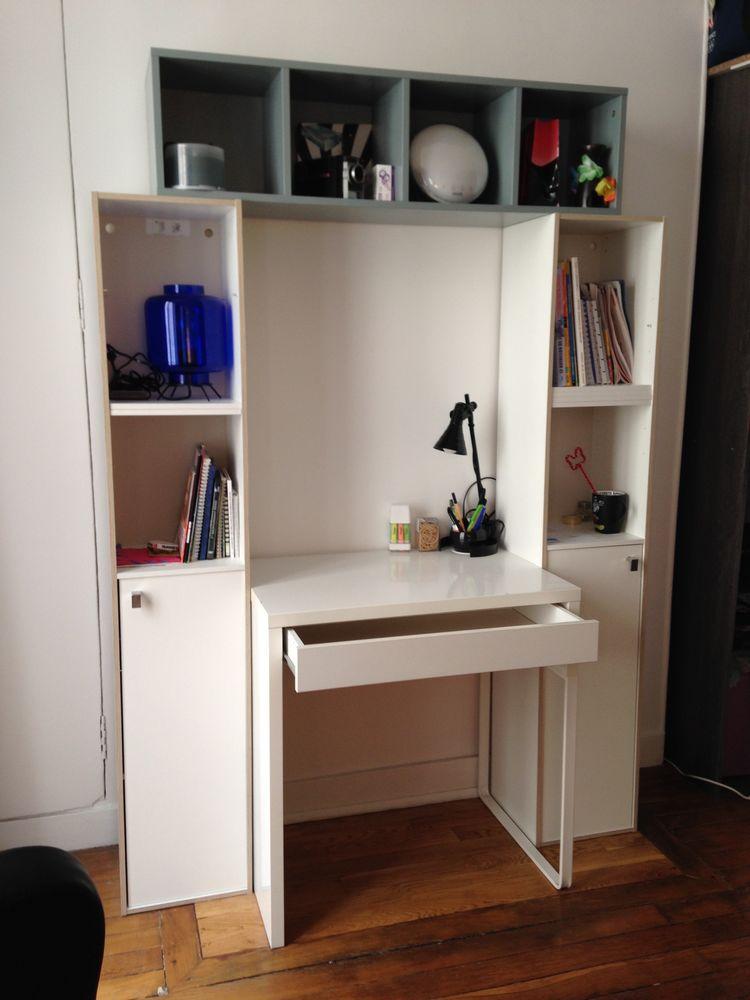 bureaurangement pour petits espaces meubles