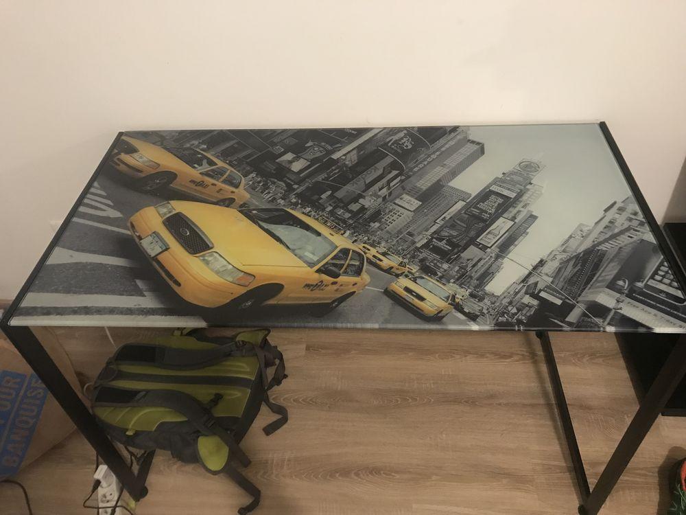 Bureau New-York - table informatique 30 Lille (59)
