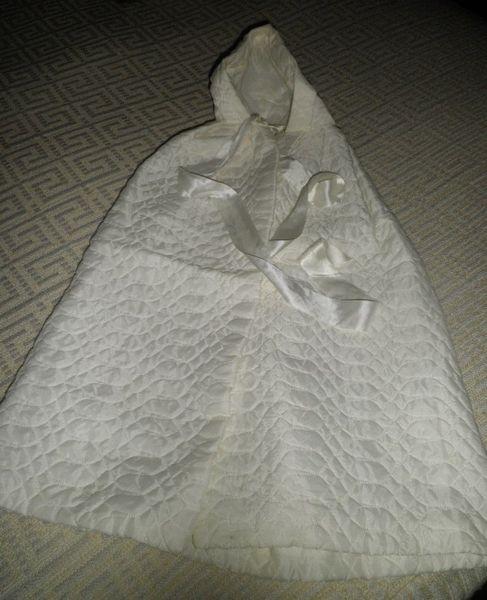 Burnou pour bébé à la naissance 30 Fresnes (94)