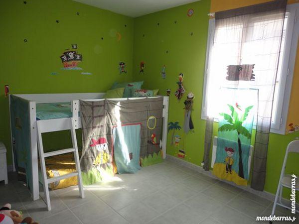 Lits enfant occasion dans le vaucluse 84 annonces achat for Lit woody wood
