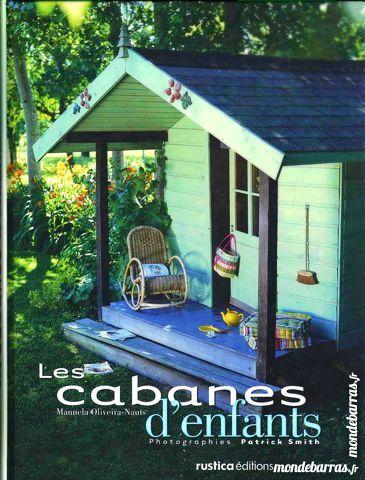 CABANES D'ENFANTS - BRICOLAGE / prixportcompris 17 Laon (02)
