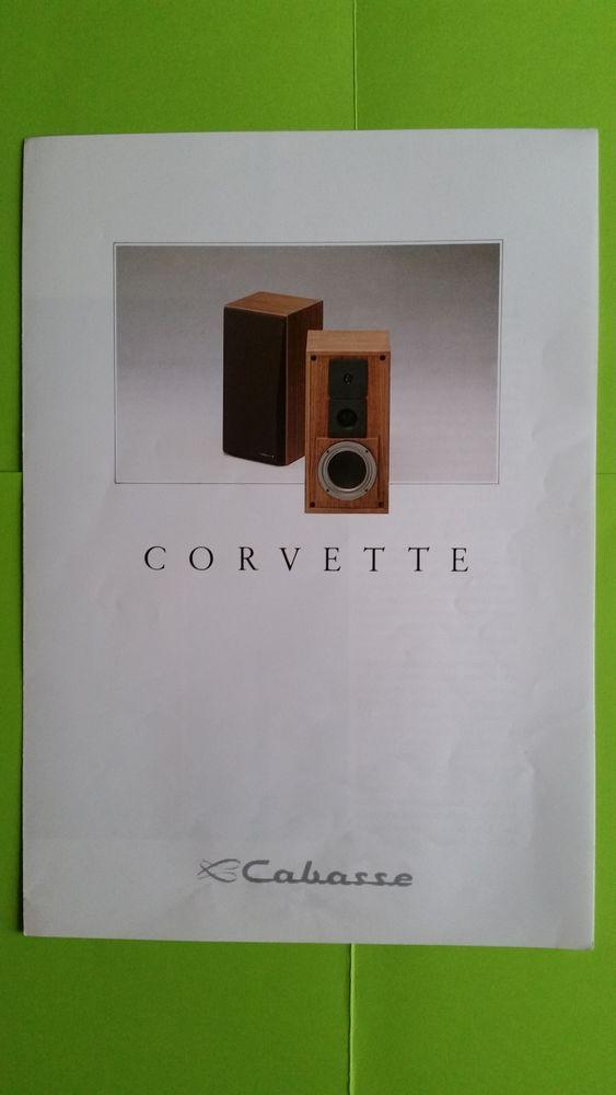 CABASSE CORVETTE 0 Toulouse (31)