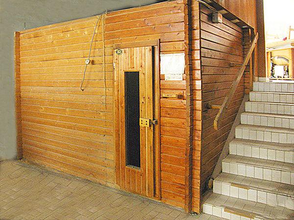 Cabine de sauna affordable sauna design with cabine de for Sauna exterieur occasion