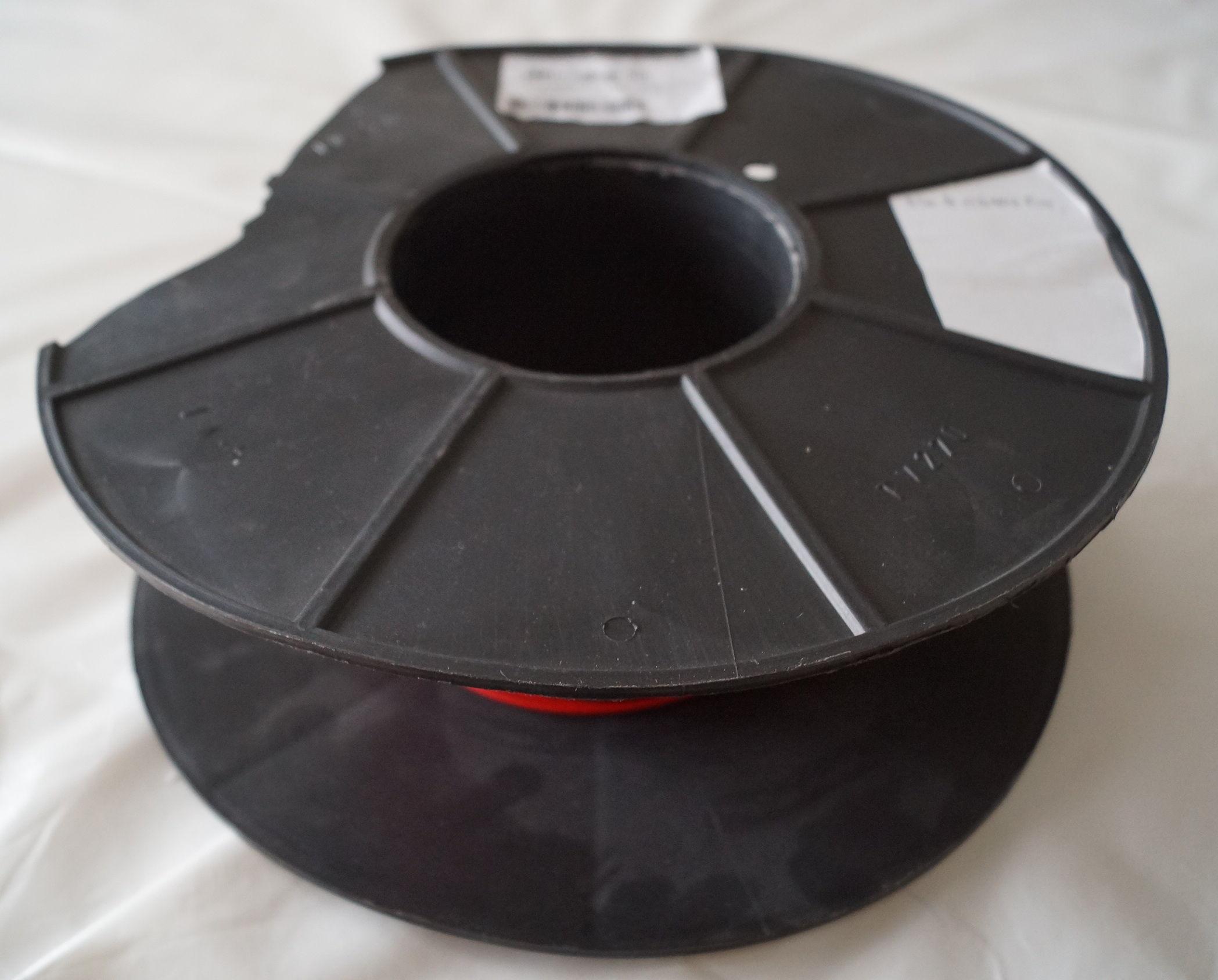 90m fil de cablage norme 1007 TR64 AWG20 300V 80°c rouge 10 Coutances (50)