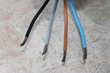 Câble électrique silecv-1000R2V NF-USE 221 ERVYLEC Bricolage