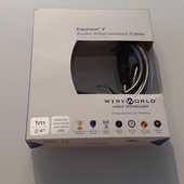 câble de modulation XLR  Wireworld Equinox 7  en 1mêtre 150 Pannes (45)