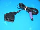 Cable peritel mini Din 6 broches 20 Marseille 6 (13)