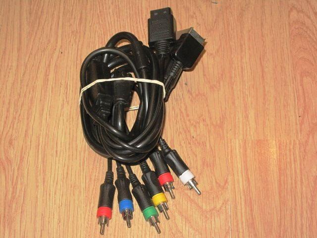 Câble YUV (Pour Xbox 360, PS3, Wii.) 25 Marseille 6 (13)