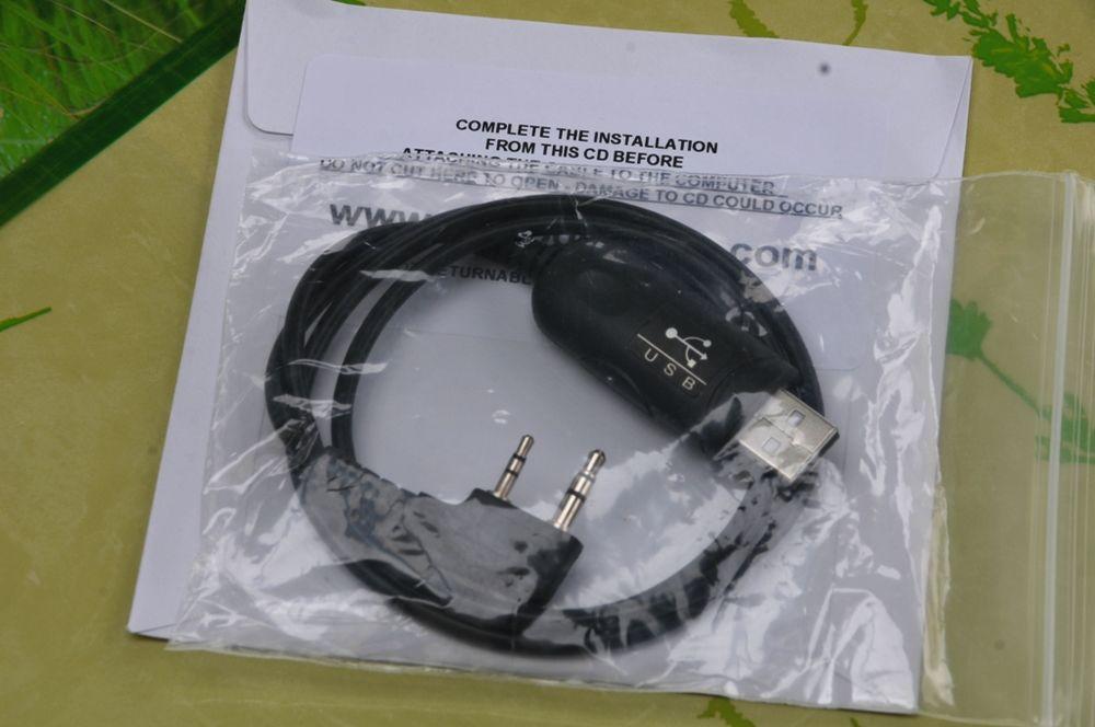 Câble programmation talkie-walkie Baofeng 12 Saint-Sylvain-d'Anjou (49)