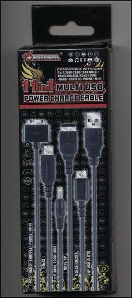 Cable de rechargement 11/1 usb Consoles et jeux vidéos