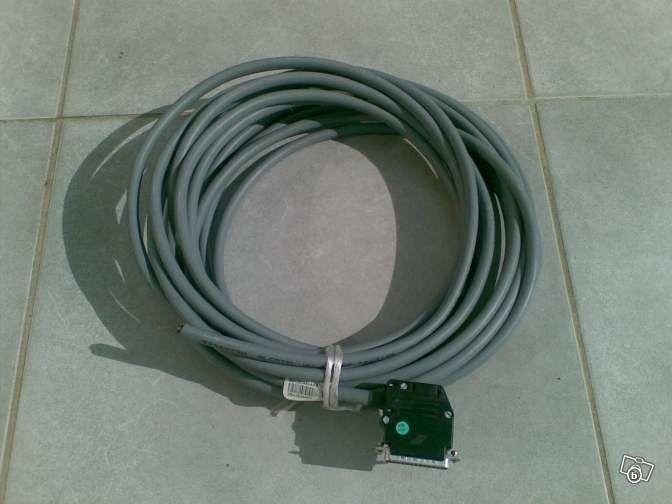 Cable téléphonique multipaire 16 paires 10 mètres 15 Boisset-et-Gaujac (30)