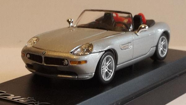 B.M.W. Z8 cabriolet 1999 14 Follainville-Dennemont (78)