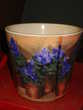Cache pot ou autre décors fleurs - jacinthes