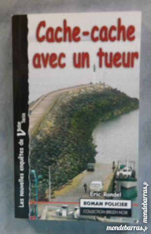 CACHE-CACHE AVEC UN TUEUR d'E. RONDEL Breizh Noir 6 Attainville (95)