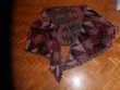 Cache-épaules bordeaux (80)