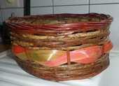 CACHE PLANTE / CORBEILLE  picots  4 Doussard (74)