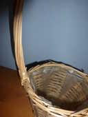 CACHE PLANTE ou panier en bois 5 Doussard (74)