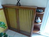 cache radiateur chêne massif 50 Tours (37)