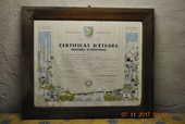 cadre avec Certificat étude  0 Blaye-les-Mines (81)