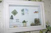 cadre avec objets décoratifs intérieurs, NEUF 10 Abbeville (80)