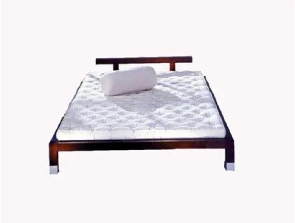 Cadre de lit bois 2 places + tables de chevet 100 Hergnies (59)