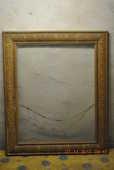 cadre bois + verre 10 Blaye-les-Mines (81)