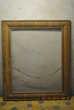cadre bois + verre