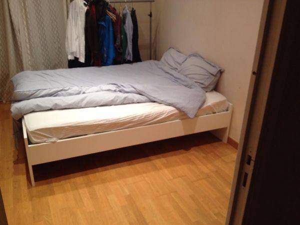 Ikea Cadre De Lit.Cadre De Lit Brimnes Ikea 160 200