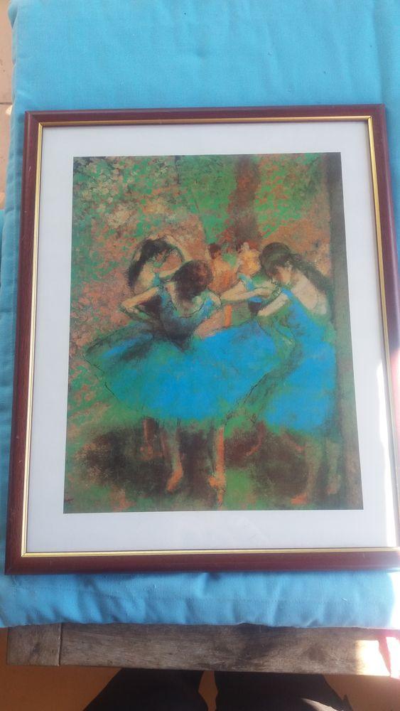 Cadre danseuse en tres bon etat 53 x 44 5 La Seyne-sur-Mer (83)