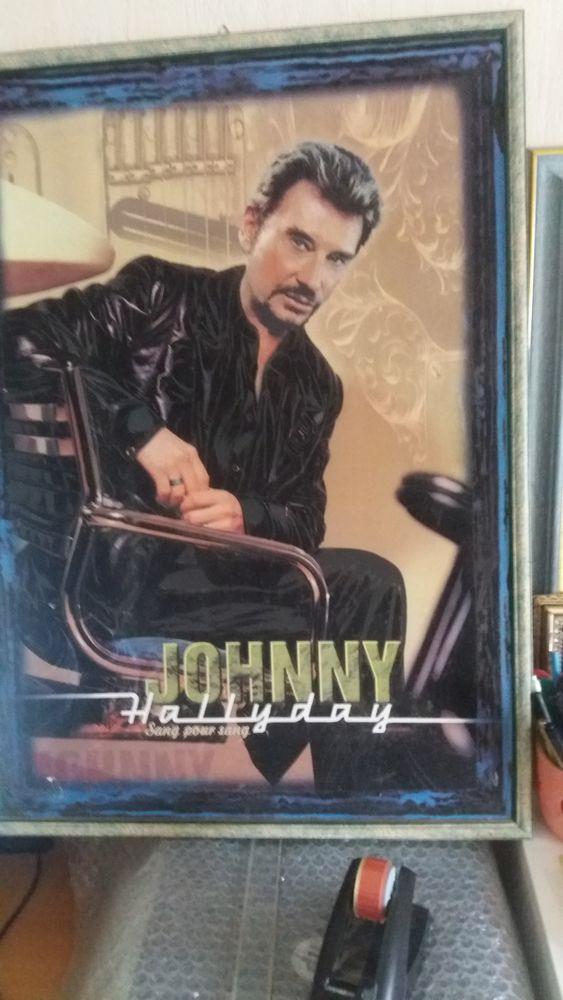 cadre de johnny Hallyday   0 Épernay (51)