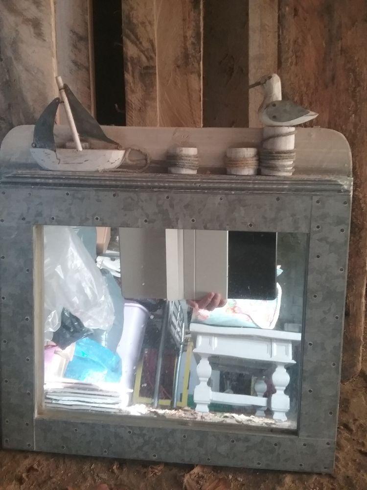 Cadre miroir 5 Saint-Estève (66)