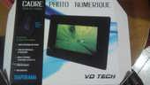 CADRE PHOTO NUMERIQUE VD TECH 7 POUCES - ECRAN LCD 15 Linselles (59)