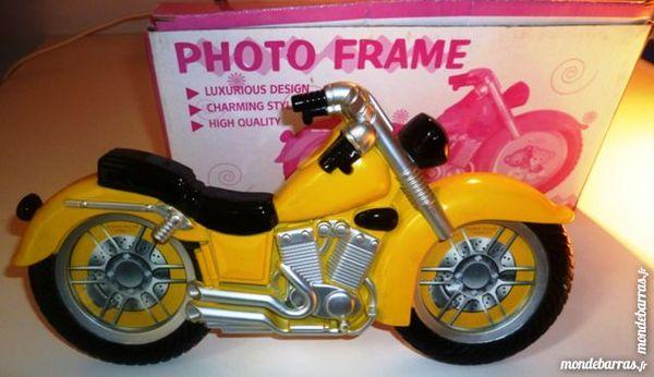 Cadre pour 2 photos en forme de moto 5 Paris 9 (75)