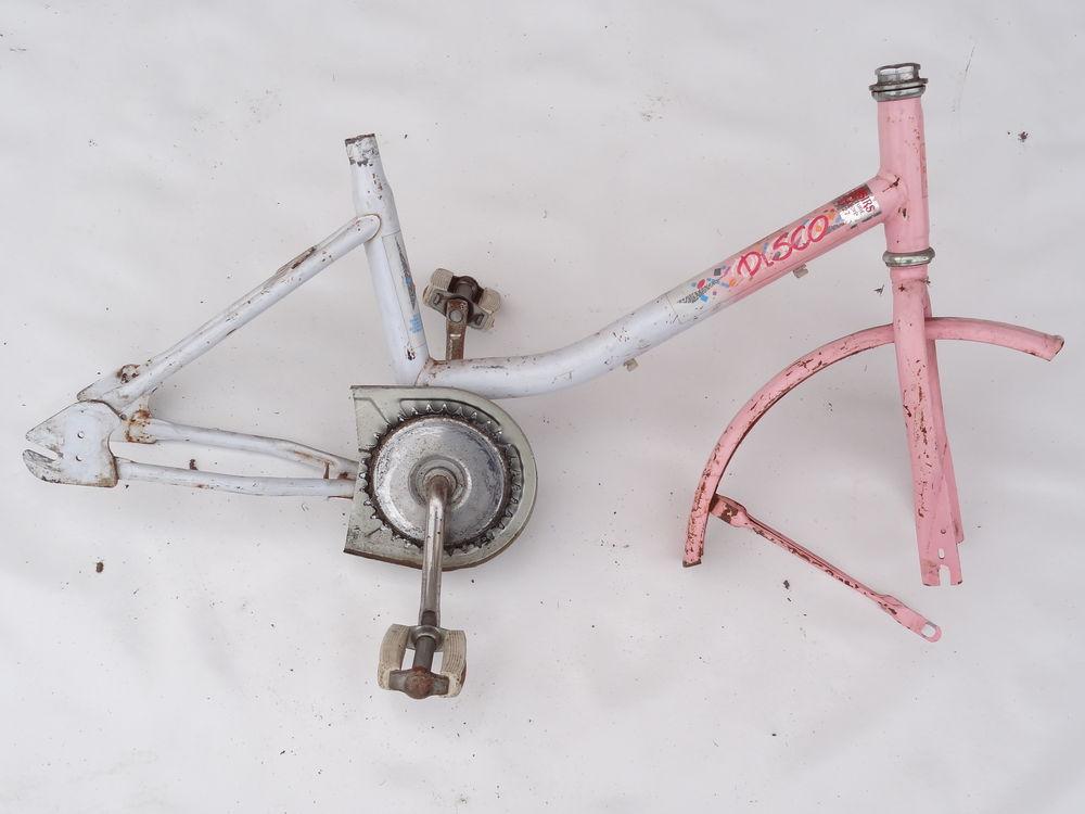 Cadre vélo enfant 10 Saint-Chartier (36)