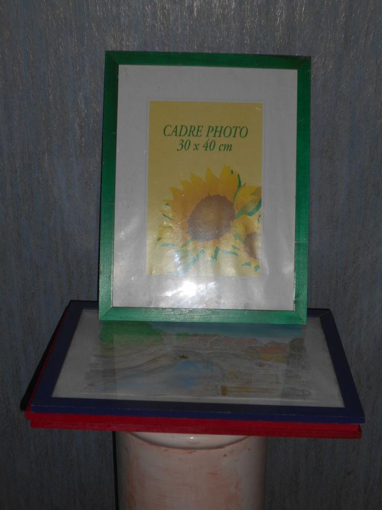 CADRES (4) bois pour photos (2) 32 Dammarie-les-Lys (77)