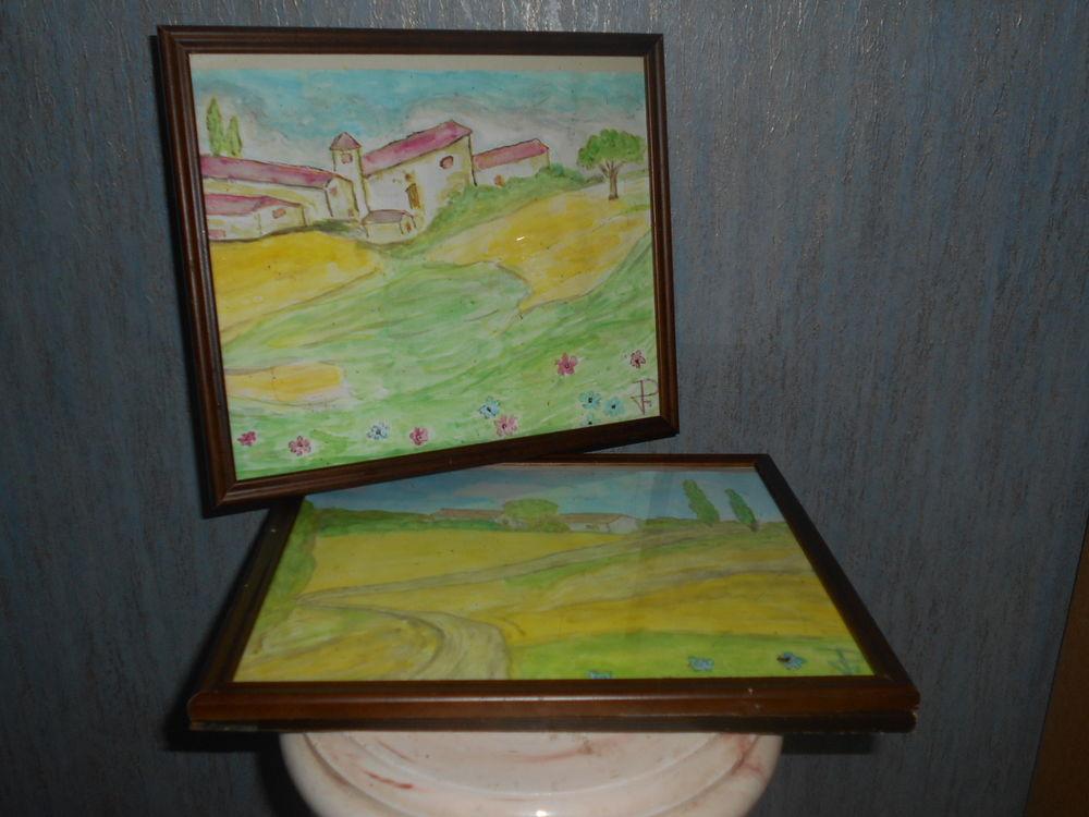 CADRES (3) bois pour photos (3) 25 Dammarie-les-Lys (77)