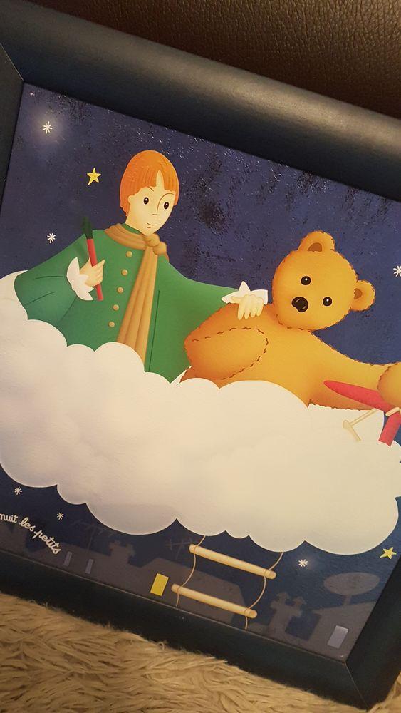 Cadres bonne nuit les petits ..40x40cm 4 Clermont-Ferrand (63)