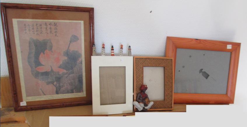 Cadres pour tableaux et photos avec verres 3 Herblay (95)