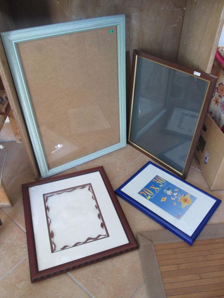 Cadres pour tableaux et photos lot n°2 3 Herblay (95)