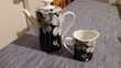 Pot à café et pot à lait Cuisine